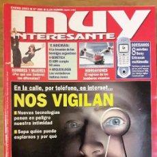 Coleccionismo de Revista Muy Interesante: REVISTA MUY INTERESANTE N° 260. Lote 117599359