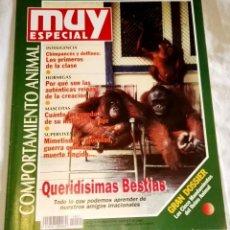 Coleccionismo de Revista Muy Interesante: ESPECIAL MUY INTERESANTE Nº21, PRIMAVERA 1995 - COMPORTAMIENTO ANIMAL. Lote 118275927