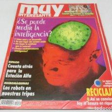 Coleccionismo de Revista Muy Interesante: REVISTA MUY INTERESANTE Nº 165 FEBRERO 1995. Lote 118387131