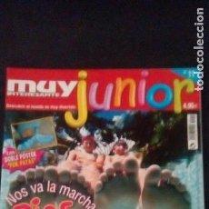 Coleccionismo de Revista Muy Interesante: REVISTA MUY INTERESANTE JUNIOR. Nº 11. Lote 118689311