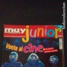 Coleccionismo de Revista Muy Interesante: REVISTA MUY INTERESANTE JUNIOR. Nº 16. IBAÑEZ - MORTADELO Y FILEMON. Lote 118689399