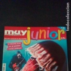 Coleccionismo de Revista Muy Interesante: REVISTA MUY INTERESANTE JUNIOR. Nº 22. ALVARO DE MARICHALAR. Lote 118689555