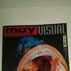 Coleccionismo de Revista Muy Interesante: REVISTA MUY INTERESANTE VISUAL N. 3 - OCEANOS - EDICION ESPECIAL COLECCIONISTAS. Lote 122633251