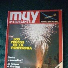 Coleccionismo de Revista Muy Interesante: REVISTA MUY INTERESANTE Nº 25. Lote 125132663