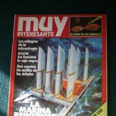Coleccionismo de Revista Muy Interesante: REVISTA MUY INTERESANTE Nº 15. Lote 130083291