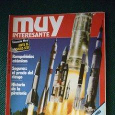 Coleccionismo de Revista Muy Interesante: REVISTA MUY INTERESANTE Nº 44. Lote 130966340