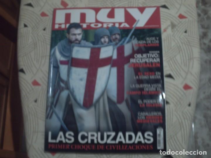 MUY HISTORIA Nº98 (Coleccionismo - Revistas y Periódicos Modernos (a partir de 1.940) - Revista Muy Interesante)