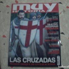 Colecionismo da Revista Muy Interesante: MUY HISTORIA Nº98. Lote 131953442