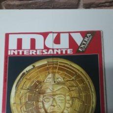 Coleccionismo de Revista Muy Interesante: REVISTA MUY INTERESANTE EXTRA 11 ANIVERSARIO MAYO 1992. Lote 133599310