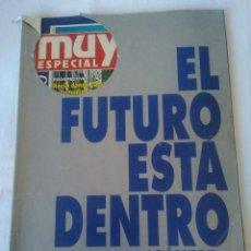 Coleccionismo de Revista Muy Interesante: 91-REVISTA MUY INTERESANTE Nº 22 VERANO 1995. Lote 134068634