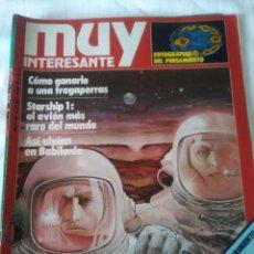 Coleccionismo de Revista Muy Interesante: 97-REVISTA MUY INTERESANTE Nº 65 OCTUBRE 1986. Lote 134240526