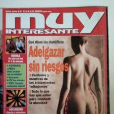 Coleccionismo de Revista Muy Interesante: REVISTA MUY INTERESANTE MAYO 2004 Nº 276. Lote 134294366