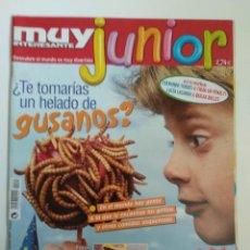Coleccionismo de Revista Muy Interesante: REVISTA MUY INTERESANTE JUNIOR OCTUBRE 2004 Nº 0. Lote 134376994
