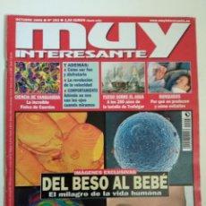 Coleccionismo de Revista Muy Interesante: REVISTA MUY INTERESANTE OCTUBRE 2005 Nº 293. Lote 134380438