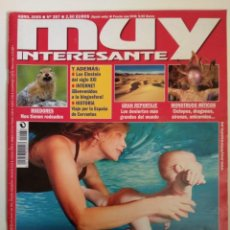 Coleccionismo de Revista Muy Interesante: REVISTA MUY INTERESANTE ABRIL 2005 Nº 287. Lote 134384042