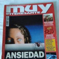 Coleccionismo de Revista Muy Interesante: 174-REVISTA MUY INTERESANTE Nº 259 DICIEMBRE 2002. Lote 134764738