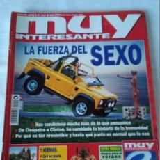 Coleccionismo de Revista Muy Interesante: 172-REVISTA MUY INTERESANTE Nº 219 AGOSTO 1999. Lote 134764850