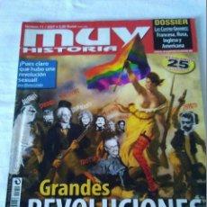 Coleccionismo de Revista Muy Interesante: 170-REVISTA MUY HISTORIA Nº11 2007. Lote 134764994