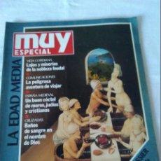 Coleccionismo de Revista Muy Interesante: 168-REVISTA MUY INTERESANTE Nº5 ESPECIAL PRIMAVERA 1991. Lote 134765130