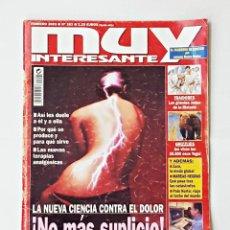 Coleccionismo de Revista Muy Interesante: REVISTA MUY INTERESANTE Nº 261 FEBRERO 2003.. Lote 135784362