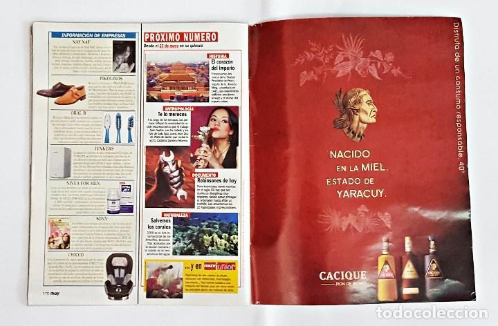 Coleccionismo de Revista Muy Interesante: Revista MUY INTERESANTE nº 324 Mayo 2008. - Foto 2 - 135784818