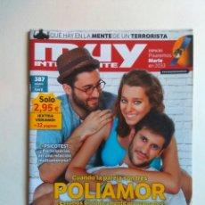 Coleccionismo de Revista Muy Interesante: REVISTA MUY INTERESANTE Nº 387. Lote 137218646