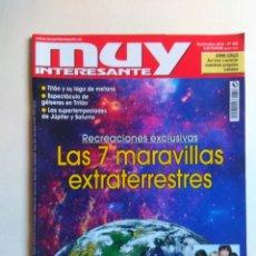 Coleccionismo de Revista Muy Interesante: REVISTA MUY INTERESANTE Nº 352. Lote 137219306