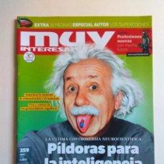 Coleccionismo de Revista Muy Interesante: REVISTA MUY INTERESANTE Nº 359. Lote 137219590