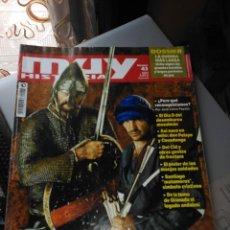 Collectionnisme de Magazine Muy Interesante: MUY HISTORIA Nº 43. Lote 139204714