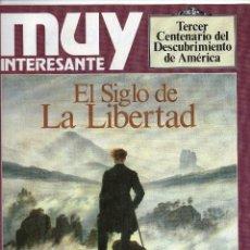 Coleccionismo de Revista Muy Interesante: REVISTA MUY INTERESANTE Nº 113. Lote 141542742