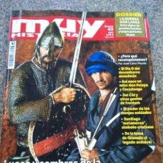 Coleccionismo de Revista Muy Interesante: REVISTA MUY INTERESANTE -- Nº 43 -- LUCES Y SOMBRAS DE LA RECONQUISTA -- . Lote 142905450