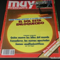 Coleccionismo de Revista Muy Interesante: REVISTA MUY INTERESANTE Nº 103 DICIEMBRE 1989. Lote 143740586