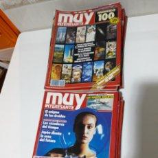 Coleccionismo de Revista Muy Interesante: REVISTA MUY INTERESANTE. Lote 143838965