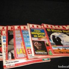 Coleccionismo de Revista Muy Interesante: LOTE DE 8 REVISTAS MUY INTERESANTE. Lote 146575322