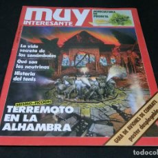 Collectionnisme de Magazine Muy Interesante: REVISTA MUY INTERESANTE Nº 023 - 23 - ABRIL 1983. Lote 147108458