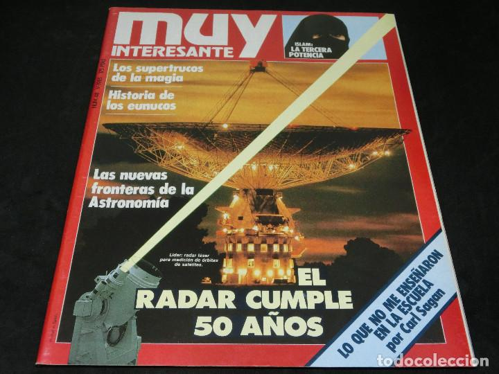 REVISTA MUY INTERESANTE Nº 048 48 MAYO 1985 (Coleccionismo - Revistas y Periódicos Modernos (a partir de 1.940) - Revista Muy Interesante)