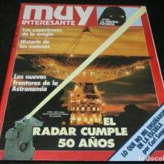 Collectionnisme de Magazine Muy Interesante: REVISTA MUY INTERESANTE Nº 048 48 MAYO 1985. Lote 147202974