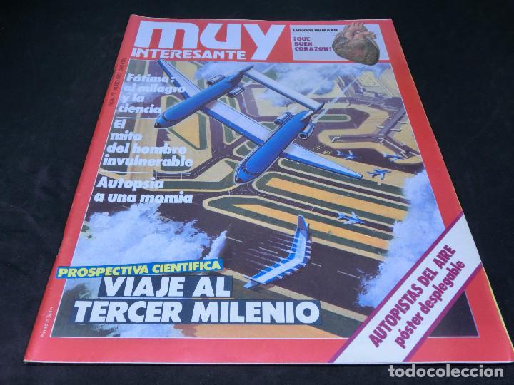 REVISTA MUY INTERESANTE Nº 072 72 MAYO 1987 (Coleccionismo - Revistas y Periódicos Modernos (a partir de 1.940) - Revista Muy Interesante)