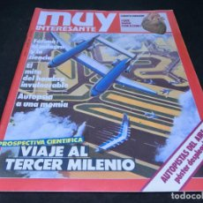 Collectionnisme de Magazine Muy Interesante: REVISTA MUY INTERESANTE Nº 072 72 MAYO 1987. Lote 147218890