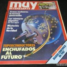 Coleccionismo de Revista Muy Interesante: REVISTA MUY INTERESANTE Nº 079 - 79 DICIEMBRE 1987. Lote 147233510
