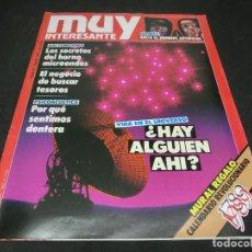 Coleccionismo de Revista Muy Interesante: REVISTA MUY INTERESANTE Nº 092 - 92 ENERO 1989. Lote 147244174