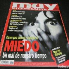 Coleccionismo de Revista Muy Interesante: REVISTA MUY INTERESANTE Nº 185 OCTUBRE 1996. Lote 147262090