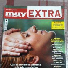 Coleccionismo de Revista Muy Interesante: REVISTA MUY INTERESANTE EXTRA. OTOÑO 2012. LAS OTRAS MEDICINAS.. Lote 147592806
