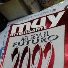 Coleccionismo de Revista Muy Interesante: MUY INTERESANTE. ASI SERA EL FUTURO. 2092. Lote 148757444