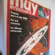 Collectionnisme de Magazine Muy Interesante: MUY INTERESANTE REVISTA Nº 27 AGOSTO 1983. Lote 149894734