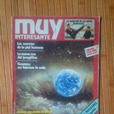 Coleccionismo de Revista Muy Interesante: REVISTA MUY INTERESANTE - NUMERO 10. Lote 150637918