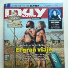 Coleccionismo de Revista Muy Interesante: MUY INTERESANTE. Nº 384. Lote 150951942