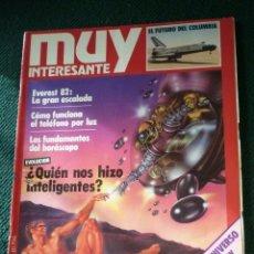Coleccionismo de Revista Muy Interesante: REVISTA MUY INTERESANTE Nº 8. Lote 151006026