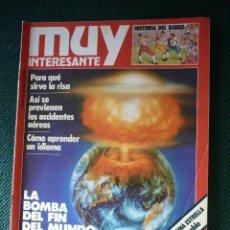 Coleccionismo de Revista Muy Interesante: REVISTA MUY INTERESANTE Nº 30. Lote 151069498