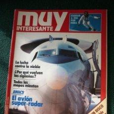 Coleccionismo de Revista Muy Interesante: REVISTA MUY INTERESANTE Nº 9. Lote 151158030